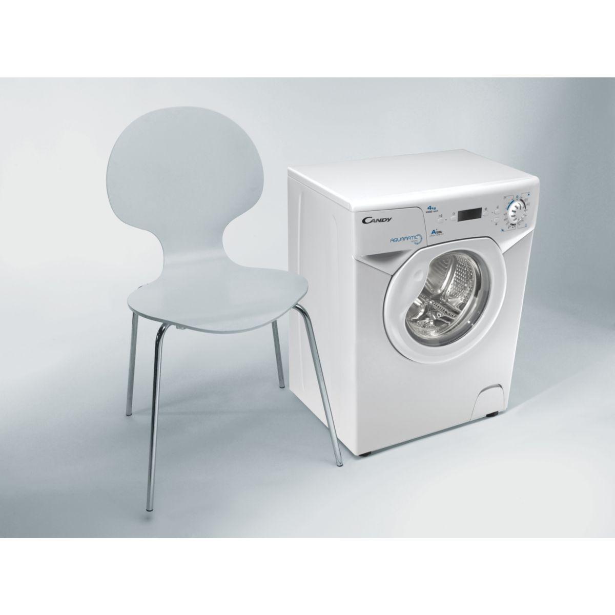 candy aqua 1042d1 lave linge frontal 4 kg comparer. Black Bedroom Furniture Sets. Home Design Ideas