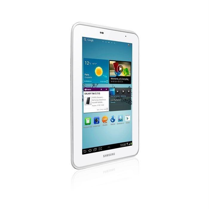 Samsung galaxy tab 2 7 8 go tablette tactile sur - Prix de tablette samsung ...