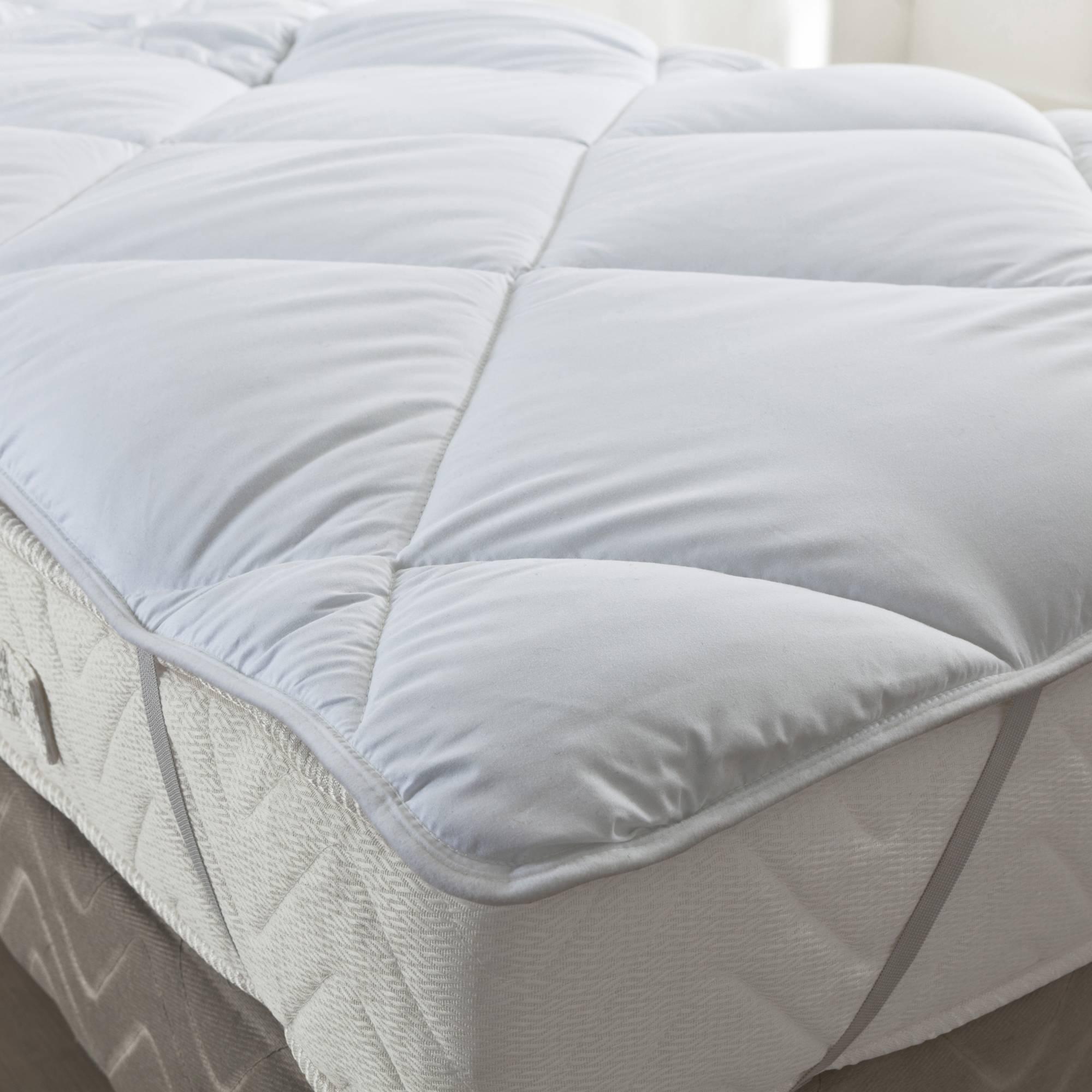 bleu c lin surmatelas bouillir 160 x 200 cm comparer. Black Bedroom Furniture Sets. Home Design Ideas
