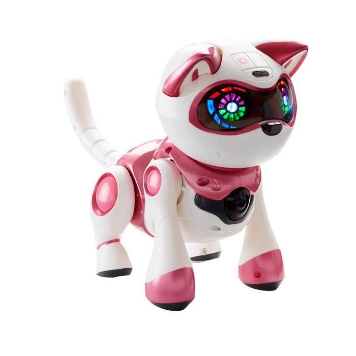 Splash Toys Teksta Kitty le chat robot - Comparer avec