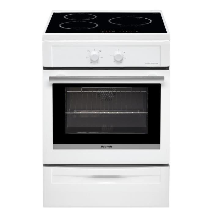 brandt bci6650 cuisini re induction avec four pyrolyse. Black Bedroom Furniture Sets. Home Design Ideas