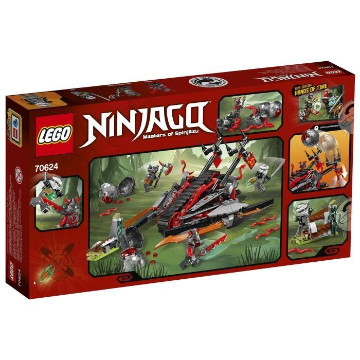 Lego Vermillion Catapulte NinjagoLa 70624 70624 Lego BCorxde