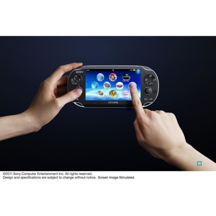 sony ps vita console de jeux vid o portable comparer avec. Black Bedroom Furniture Sets. Home Design Ideas