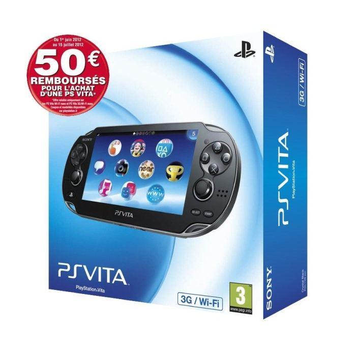 Sony ps vita console de jeux vid o portable comparer - Comparateur de prix playstation 4 ...