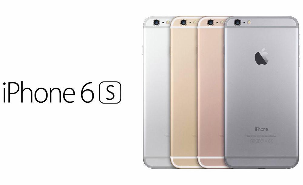 Apple iPhone 6s 32 Go - Comparer avec Touslesprix.com 57d189f229f7