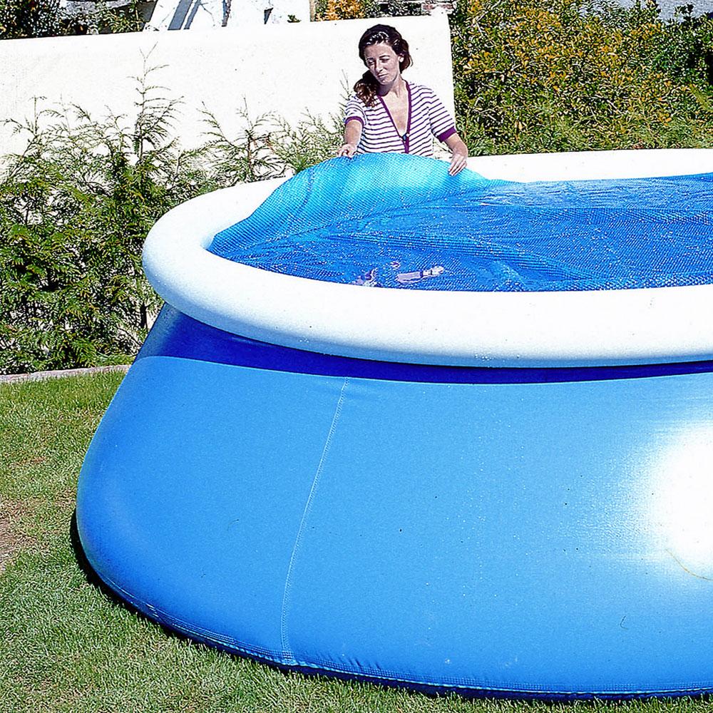 bache a bulle pour piscine hors sol  excellent crdit intex