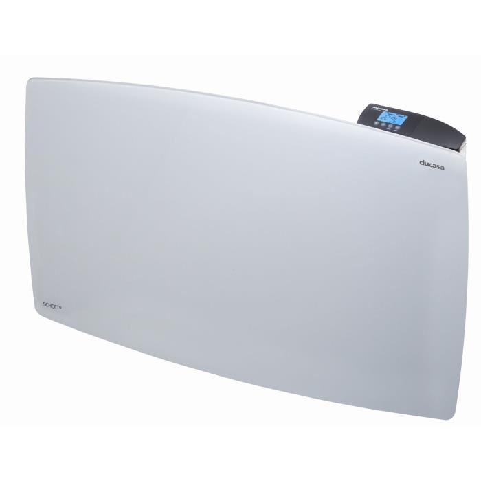 ducasa radiateur lectrique horizontal 750 watts comparer avec. Black Bedroom Furniture Sets. Home Design Ideas