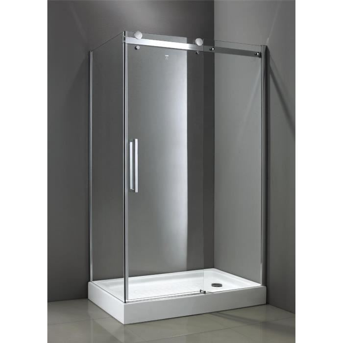 aurlane paroi de douche hippolyte 120 cm comparer avec. Black Bedroom Furniture Sets. Home Design Ideas