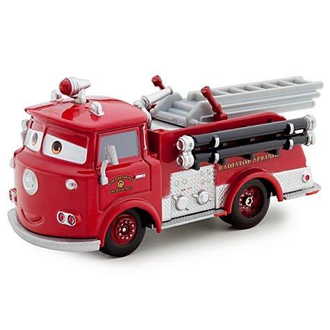Cars camion de pompiers comparer avec - Camion pompier cars ...
