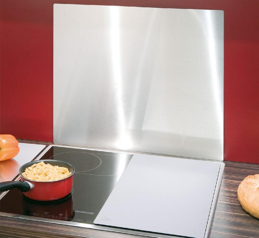 Wenko plaque prot ge mur en inox comparer avec for Protege mur cuisine