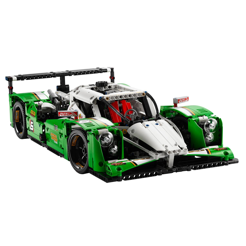 lego 42039 technic la voiture de course des 24 heures comparer avec. Black Bedroom Furniture Sets. Home Design Ideas