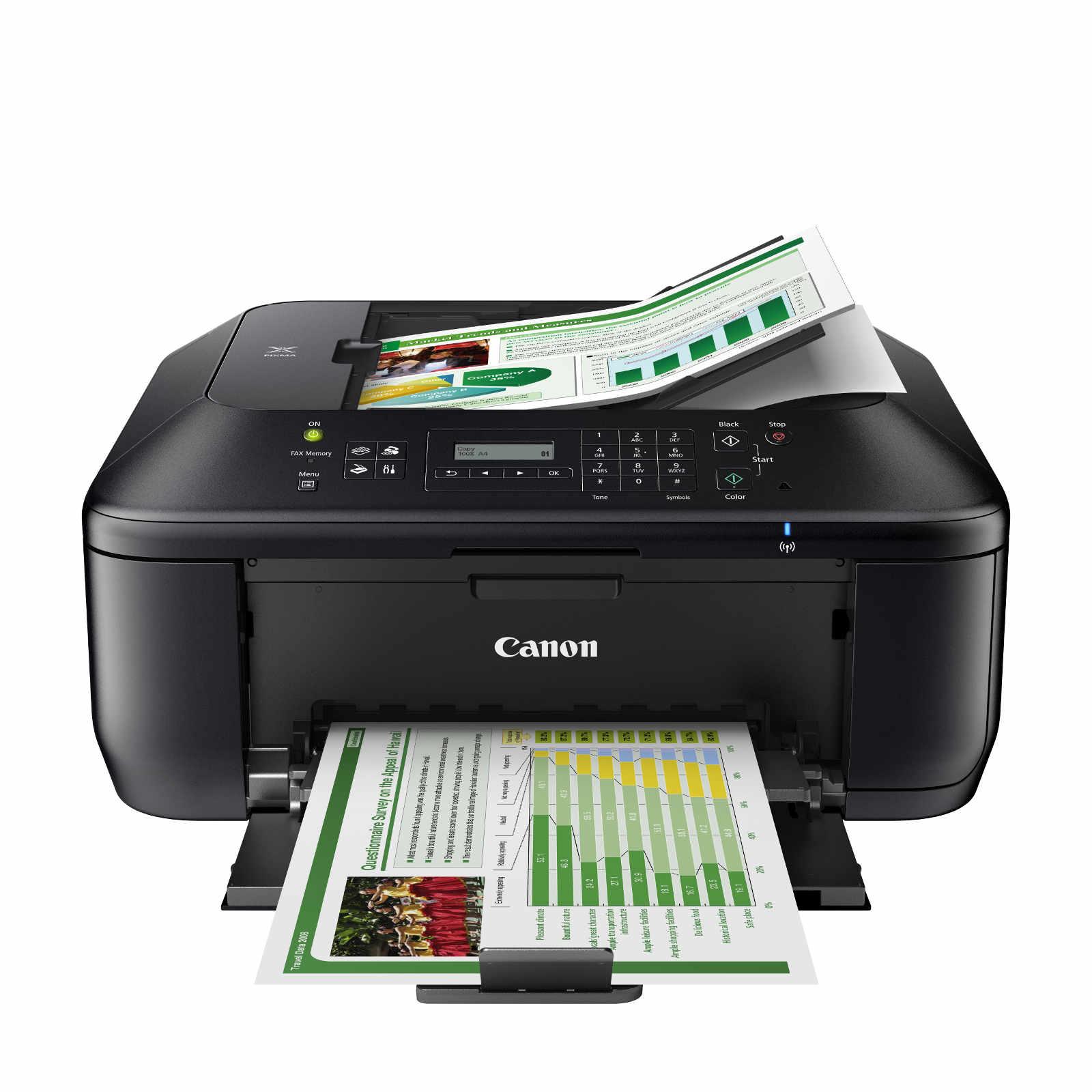canon pixma mx475 imprimante jet d 39 encre a4 wifi fax. Black Bedroom Furniture Sets. Home Design Ideas