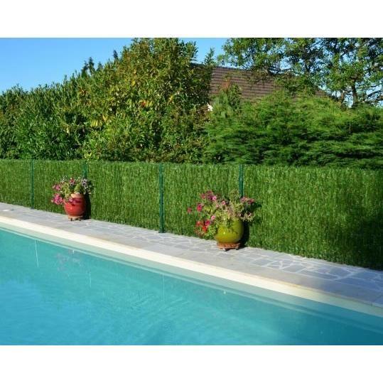 euro castor green haie ternelle en brins 1 5 x 1 8 m comparer avec. Black Bedroom Furniture Sets. Home Design Ideas
