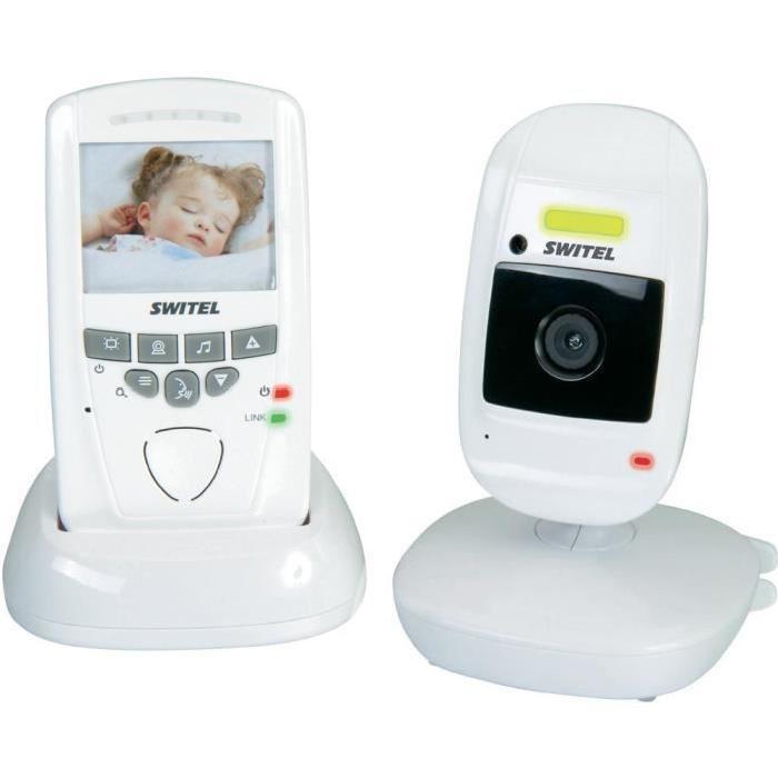 switel bcf857 babyphone avec cam ra comparer avec. Black Bedroom Furniture Sets. Home Design Ideas