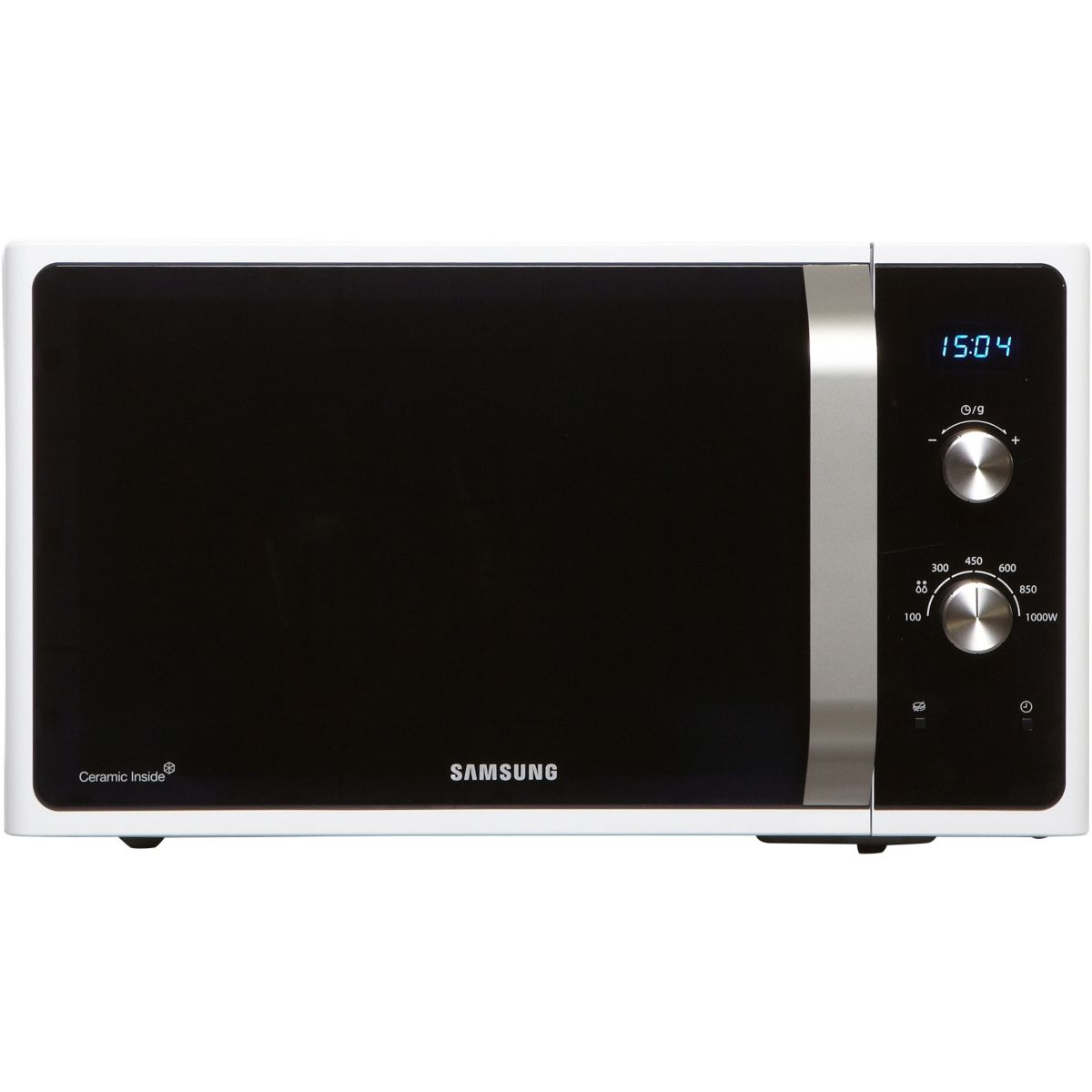 samsung ms28f303eaw micro onde 1000 watts comparer avec. Black Bedroom Furniture Sets. Home Design Ideas