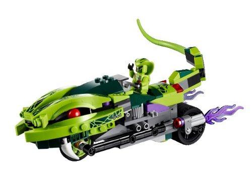Lego 9447 ninjago la moto serpent de lasha comparer avec - Lego ninjago le grand devoreur ...