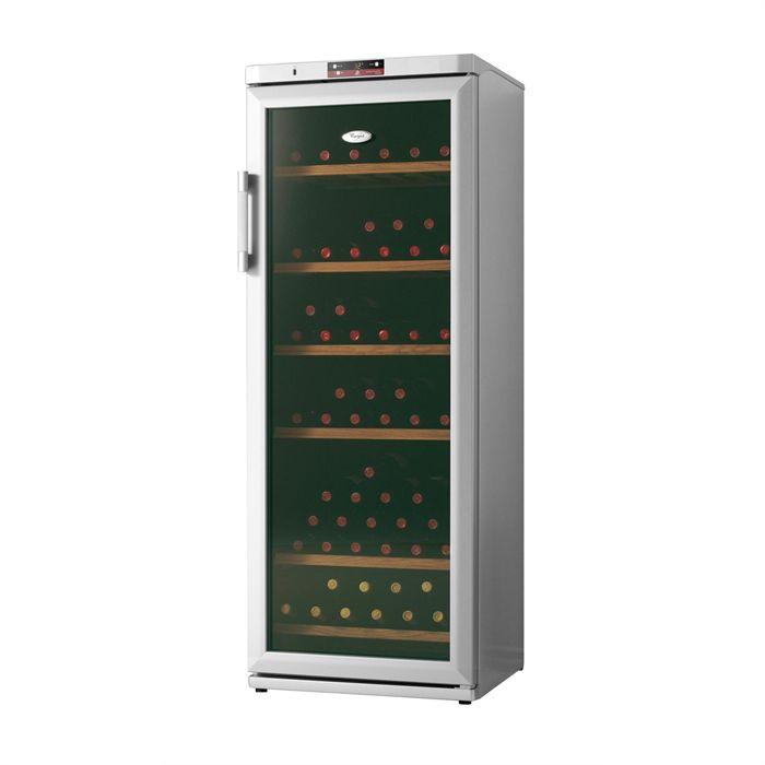 whirlpool ww1600w cave vin de vieillissement 131 bouteilles comparer avec. Black Bedroom Furniture Sets. Home Design Ideas