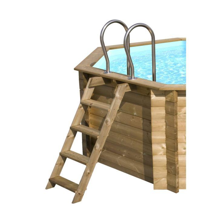 Procopi 27138210 piscine weva octogonale hors sol 840 x for Procopi piscine