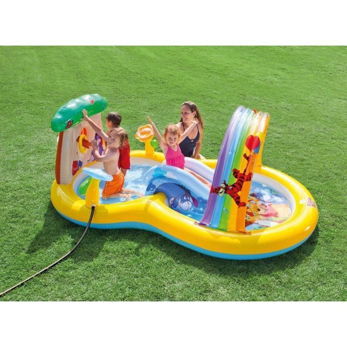 intex piscine aire de jeux winnie 51 x 41 x 13 cm comparer avec. Black Bedroom Furniture Sets. Home Design Ideas