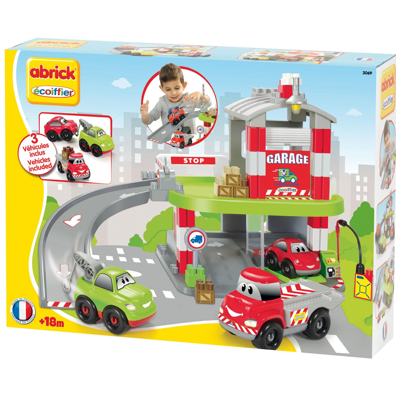 Ecoiffier abrick garage fast car comparer avec for Garage fast auto sarcelles