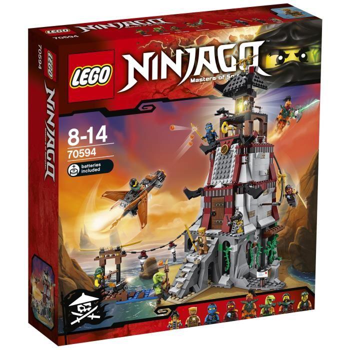 Du Lego NinjagoL'attaque Du Phare 70594 70594 70594 Lego Lego NinjagoL'attaque Du Phare NinjagoL'attaque bgf76y