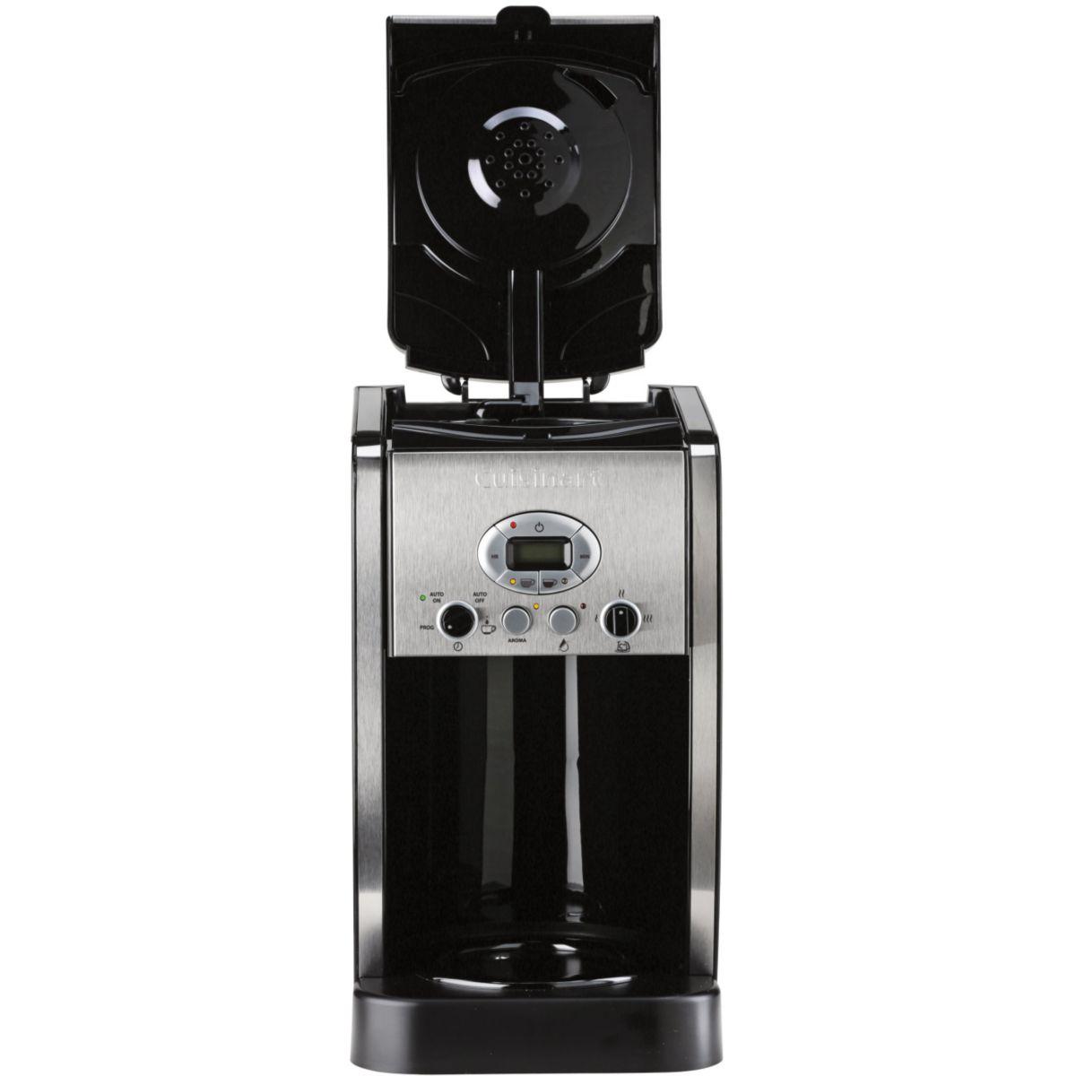cuisinart dcc2650e cafeti re filtre programmable comparer avec. Black Bedroom Furniture Sets. Home Design Ideas