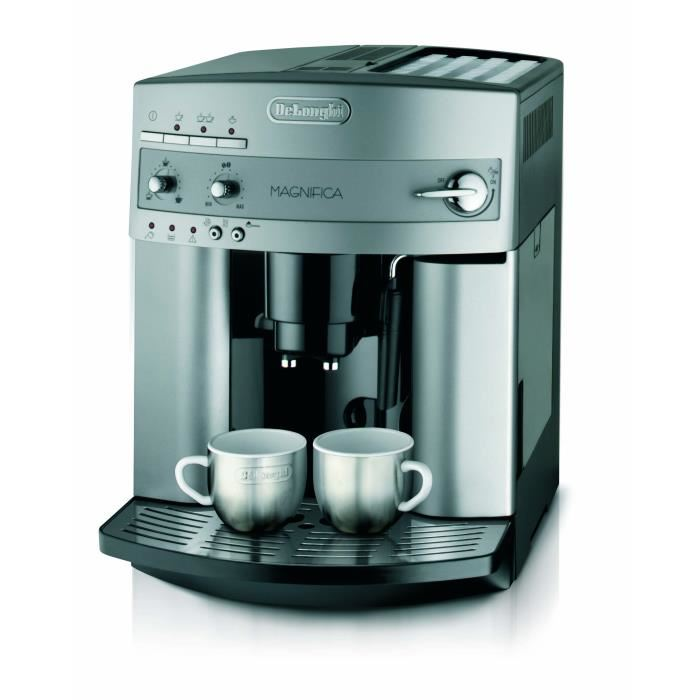 delonghi magnifica esam 3200 s ex 1 expresso avec broyeur comparer avec. Black Bedroom Furniture Sets. Home Design Ideas