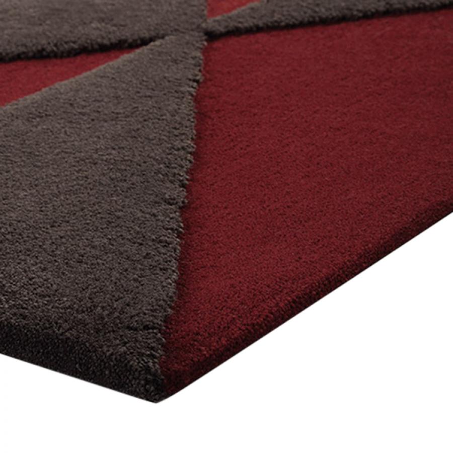 esprit home triangle tapis de salon moderne 120 x 180 cm comparer avec. Black Bedroom Furniture Sets. Home Design Ideas