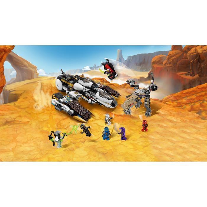 Ultra Lego 70595 Furtif Tank NinjagoLe nOPZ80XwNk
