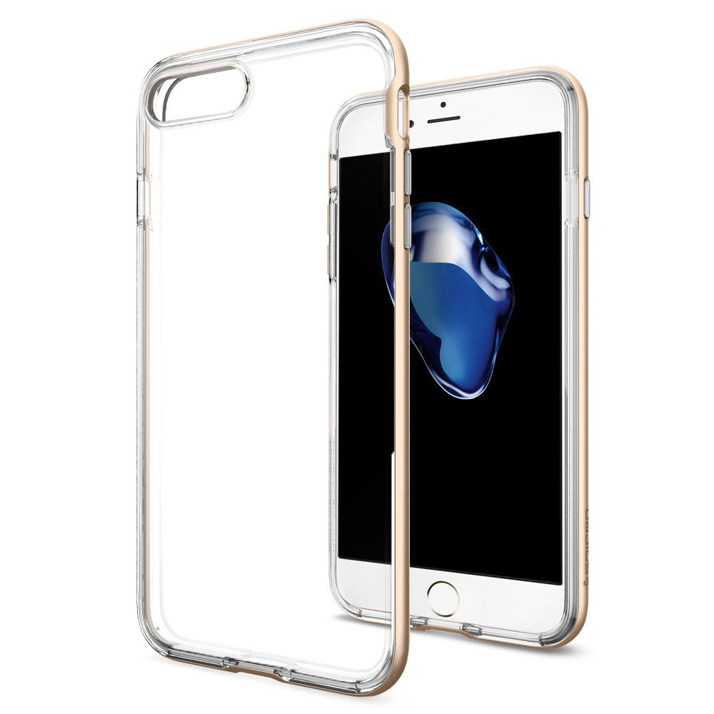 coque iphone 7 champagne