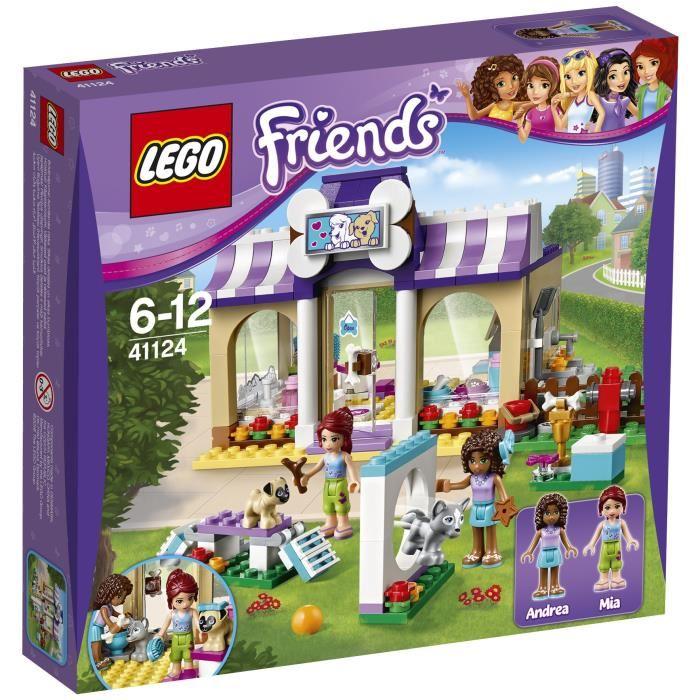 City Lego De 41124 FriendsLa Pour Chiots Garderie Heartlake Iygvb6Yf7m