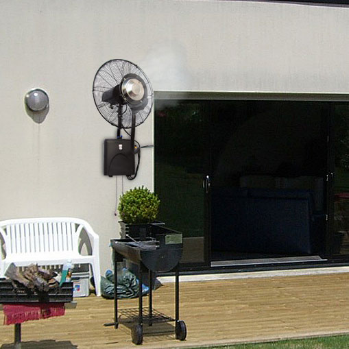 a14640 ventilateur brumisateur d 39 ext rieur comparer. Black Bedroom Furniture Sets. Home Design Ideas