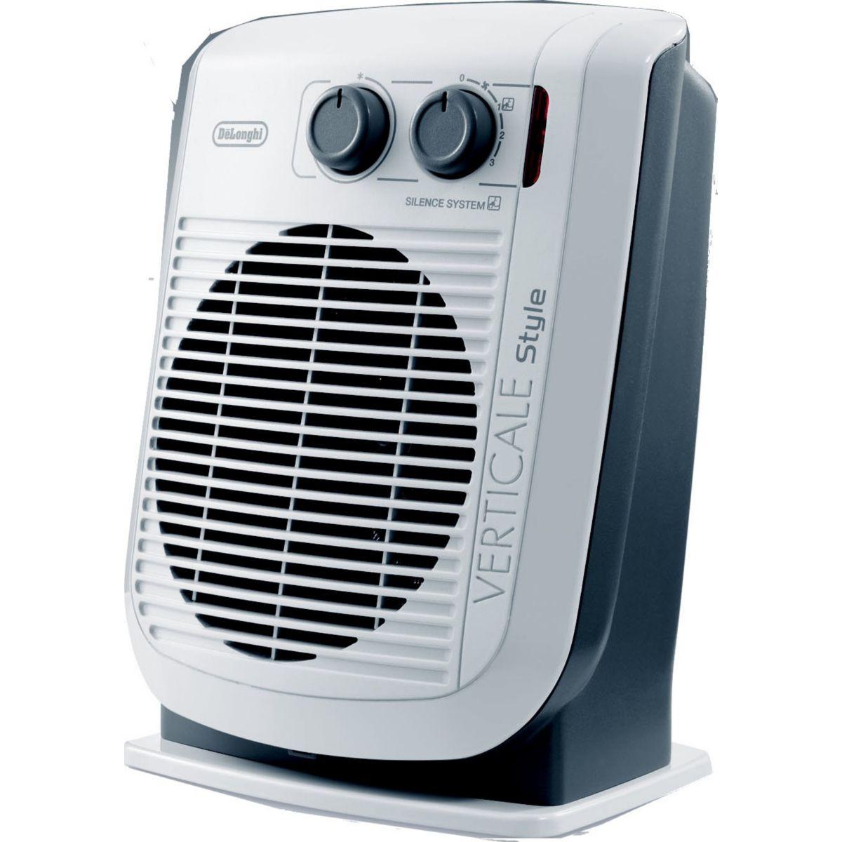delonghi hvf3031 chauffage soufflant de salle de bain vertical style 2200 watts comparer. Black Bedroom Furniture Sets. Home Design Ideas