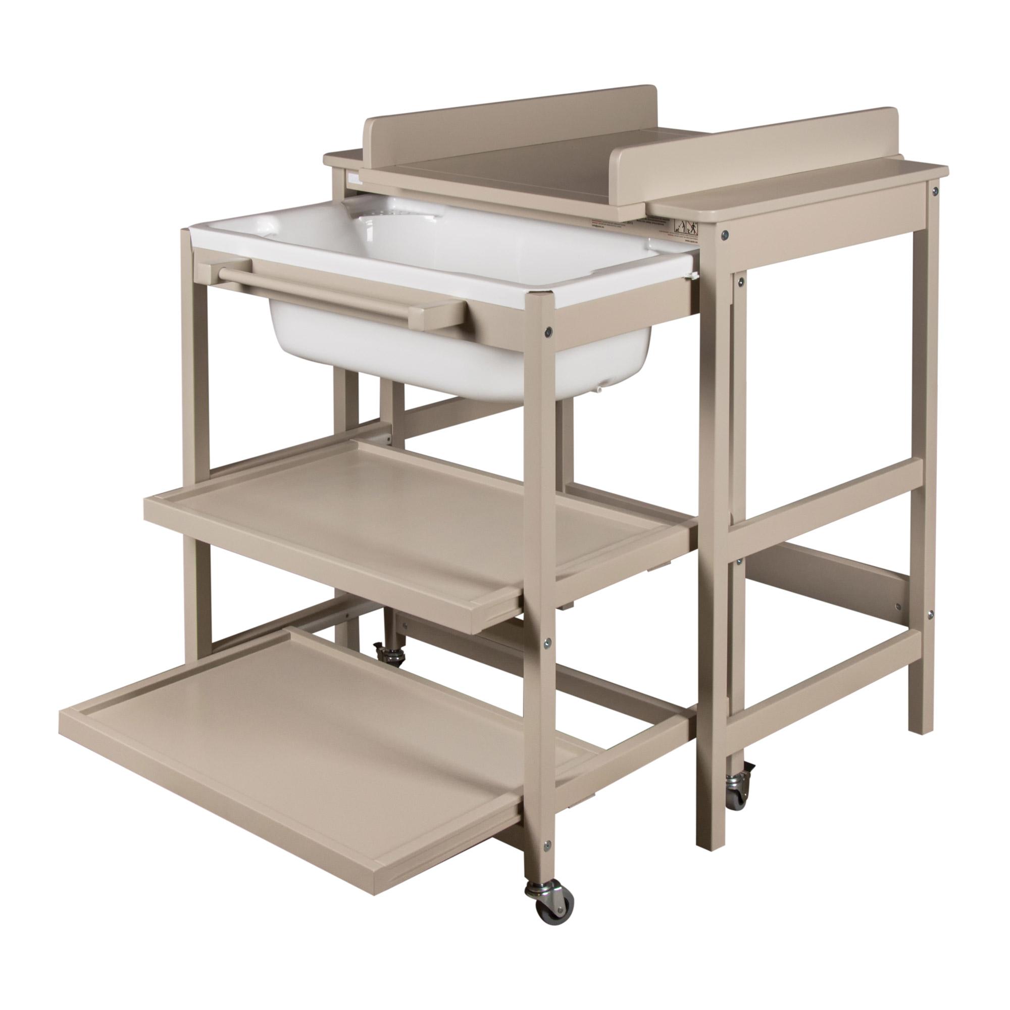 quax comfort smart table langer avec baignoire. Black Bedroom Furniture Sets. Home Design Ideas