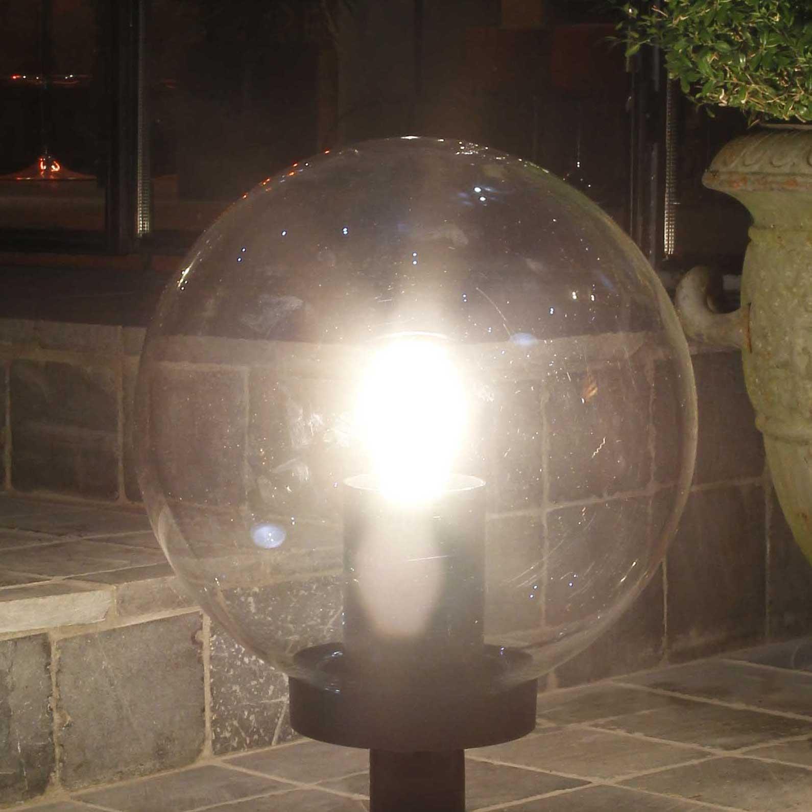 akanua 2010414 globe d 39 clairage ext rieur versailles comparer avec. Black Bedroom Furniture Sets. Home Design Ideas