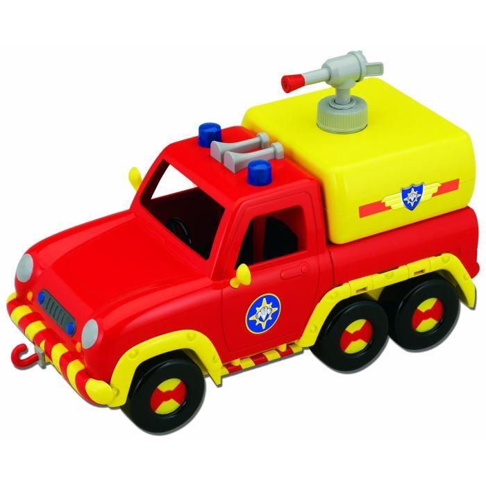 Ouaps le camion venus de sam le pompier comparer avec - Camion pompier sam ...