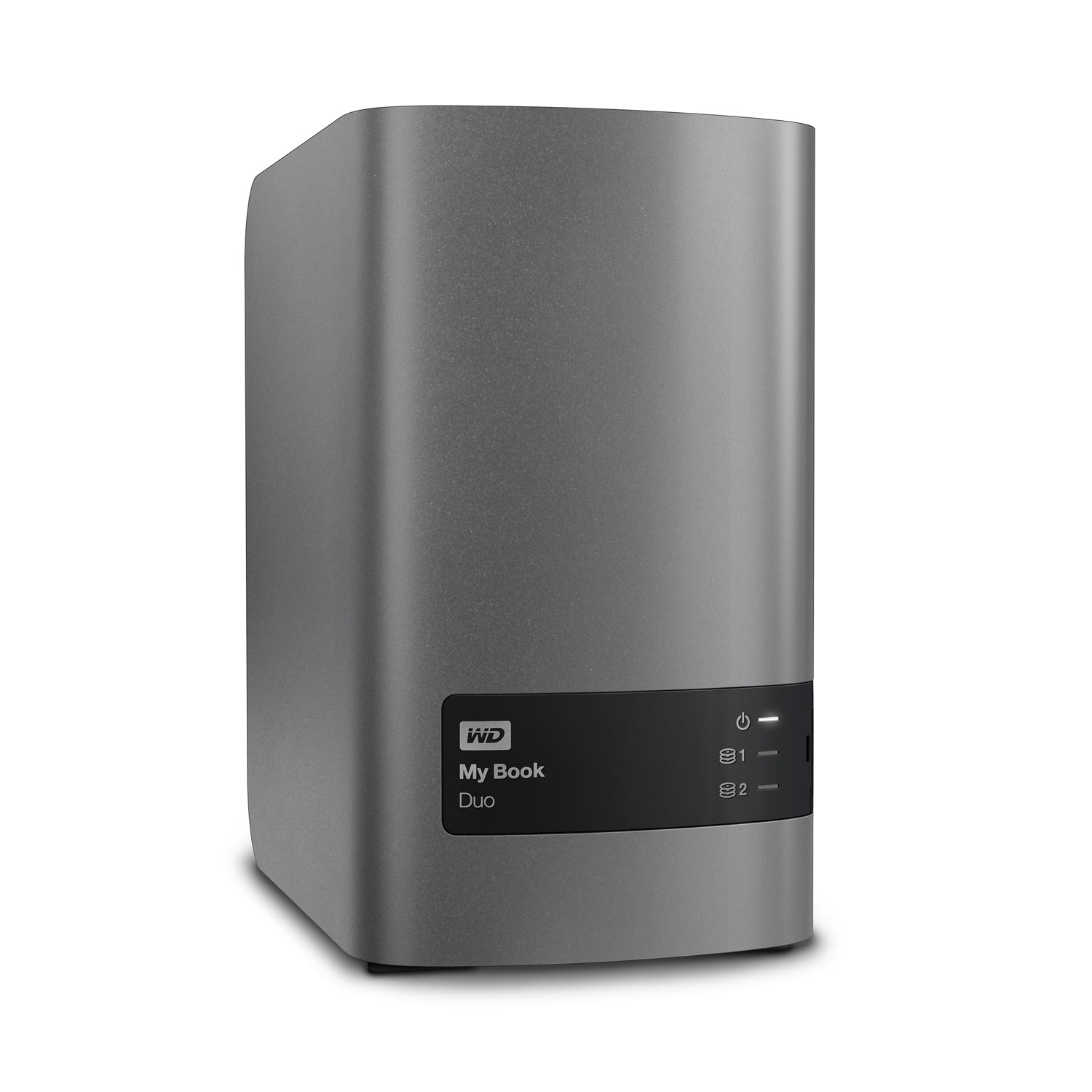 western digital wdblwe0040jch disque dur externe my book duo 4 to 2 x 2 to usb 3 0. Black Bedroom Furniture Sets. Home Design Ideas