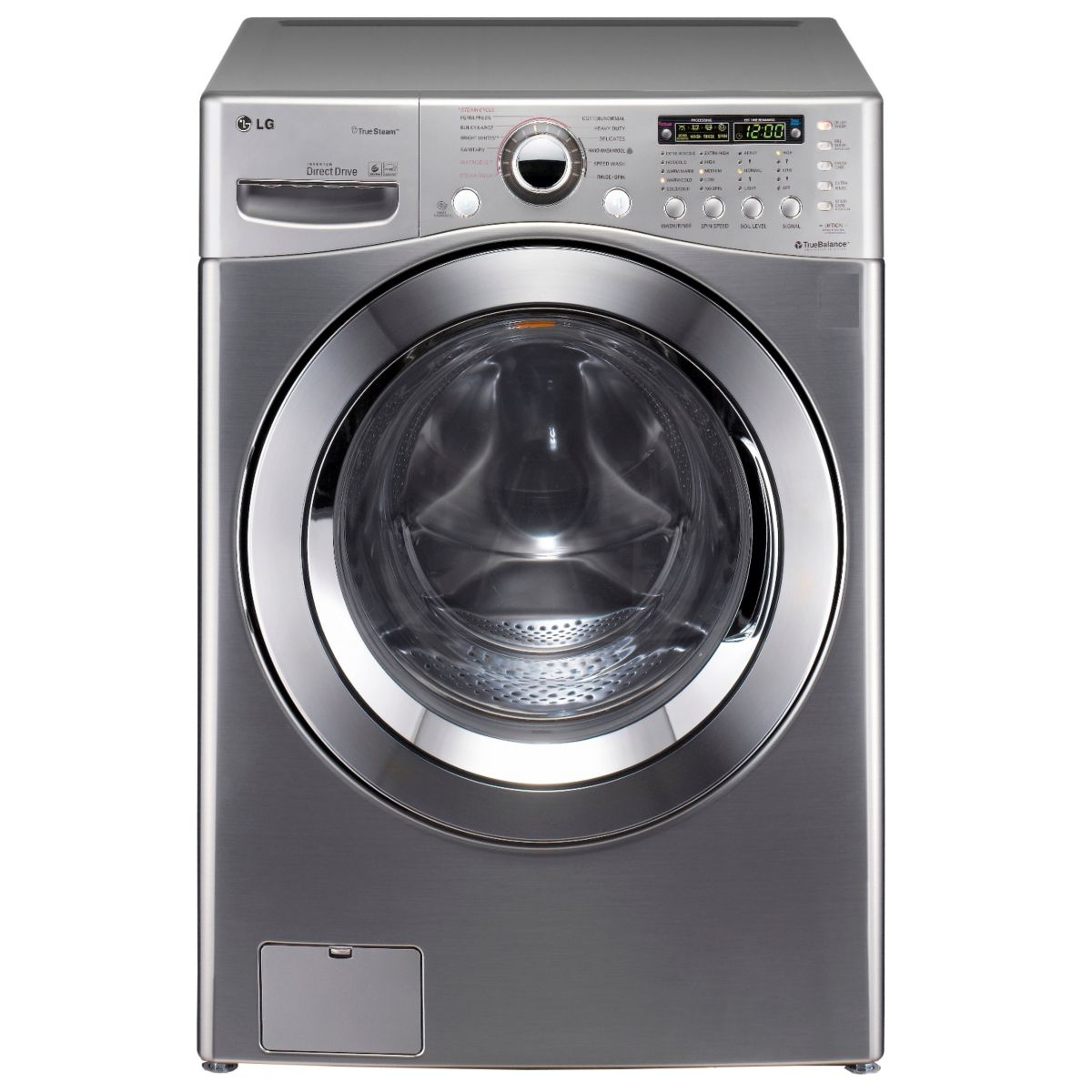 lg f52596ixs lave linge frontal 6 motion direct drive 15 kg comparer avec. Black Bedroom Furniture Sets. Home Design Ideas