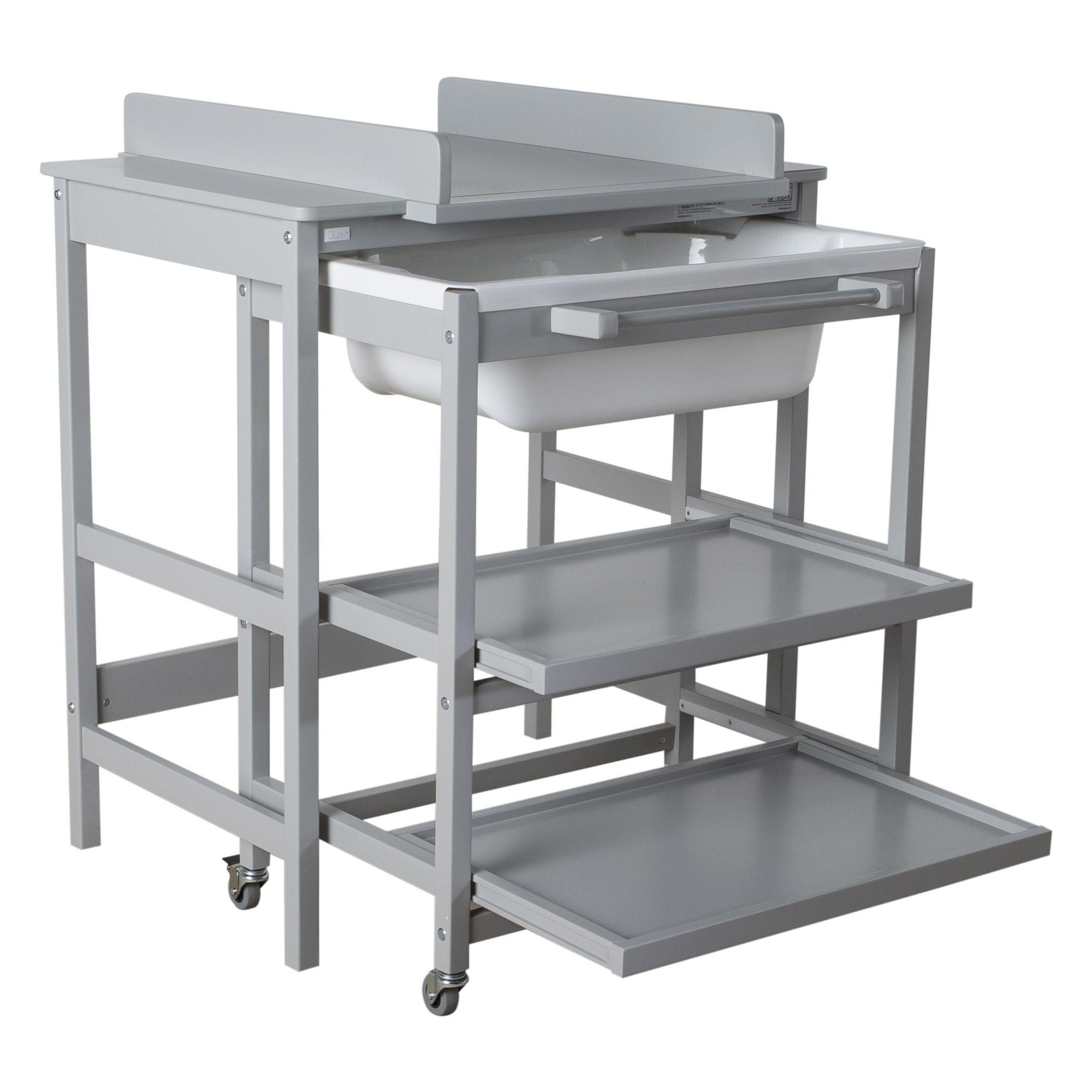 Quax Comfort smart - Table à langer avec baignoire ...