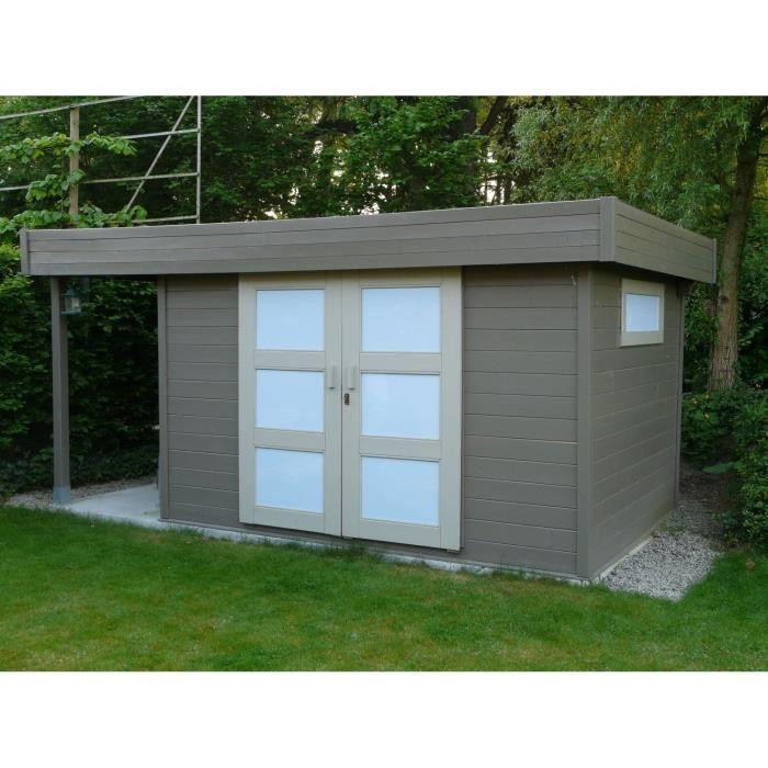 solid s8221 abri de jardin larvik avec auvent en bois 28. Black Bedroom Furniture Sets. Home Design Ideas