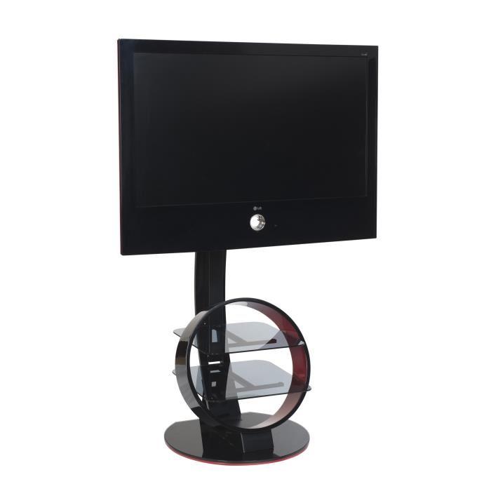 Ateca Meuble TV Circle - Comparer avec Touslesprix.com