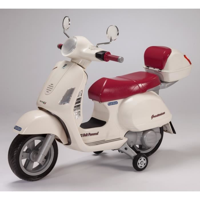 peg perego scooter vespa lectrique comparer avec. Black Bedroom Furniture Sets. Home Design Ideas