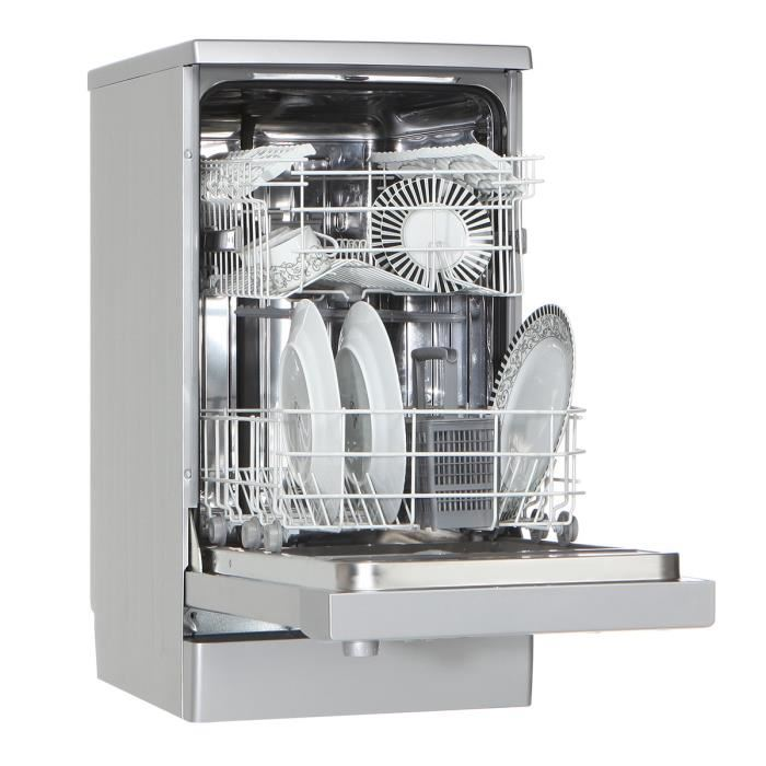 continental edison celv105s lave vaisselle 10 couverts comparer avec. Black Bedroom Furniture Sets. Home Design Ideas