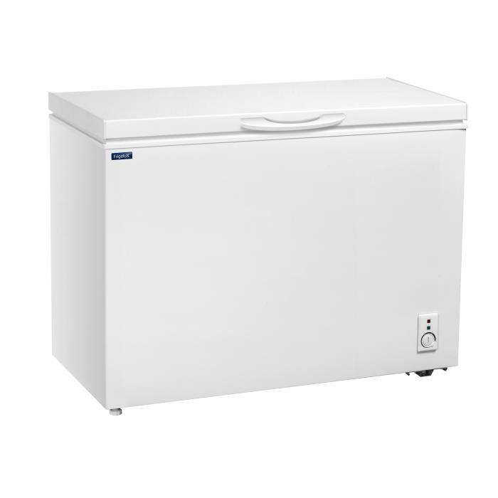 frigelux cv300a cong lateur coffre 292 litres comparer avec. Black Bedroom Furniture Sets. Home Design Ideas