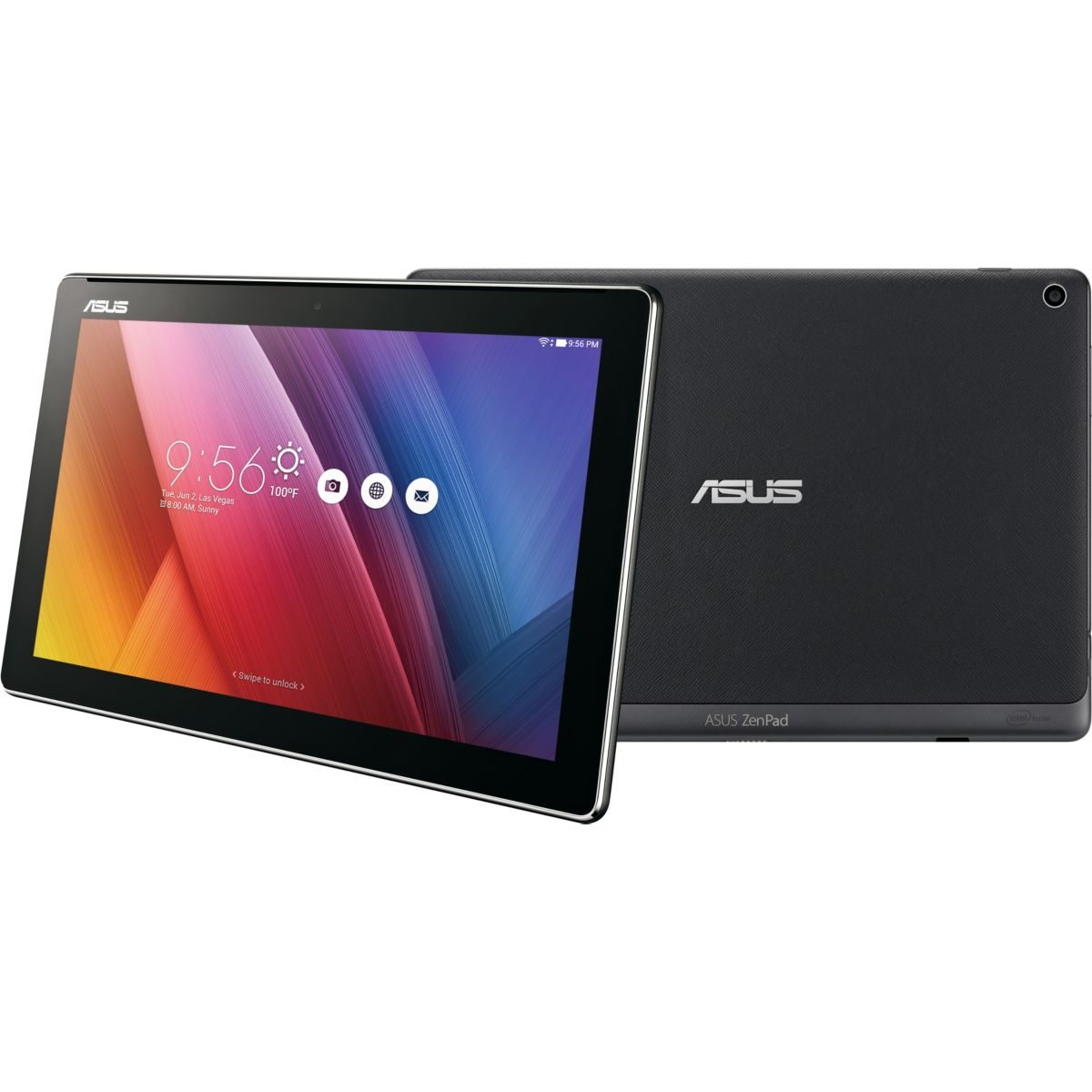 asus z310m 16 go tablette tactile 10 1 sous android 6 0. Black Bedroom Furniture Sets. Home Design Ideas