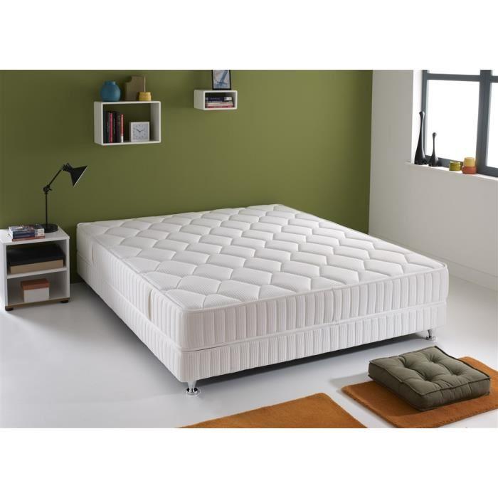 simmons qui tude matelas ressorts ensach s soutien ferme 140 x 200 cm comparer avec. Black Bedroom Furniture Sets. Home Design Ideas