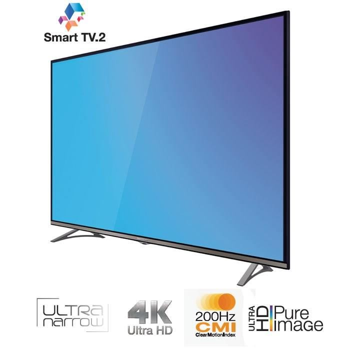 thomson 40ua6406 t l viseur led 102 cm smart tv uhd 4k comparer avec. Black Bedroom Furniture Sets. Home Design Ideas