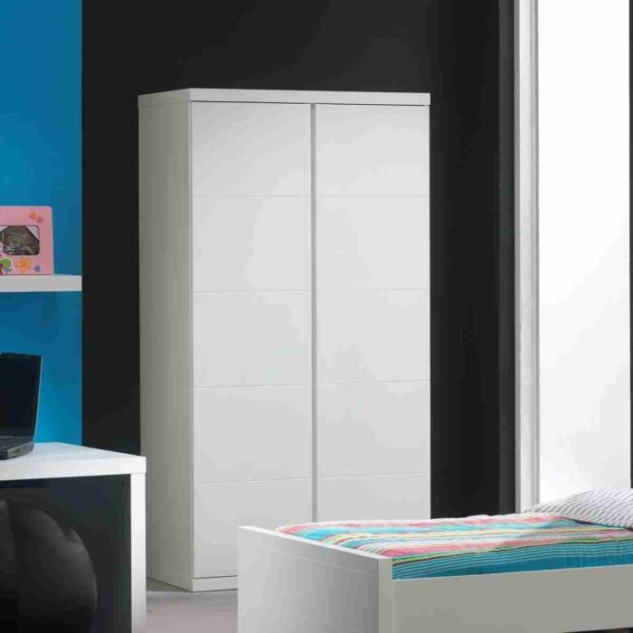 armoire blanche laque good large size of modernes fr. Black Bedroom Furniture Sets. Home Design Ideas