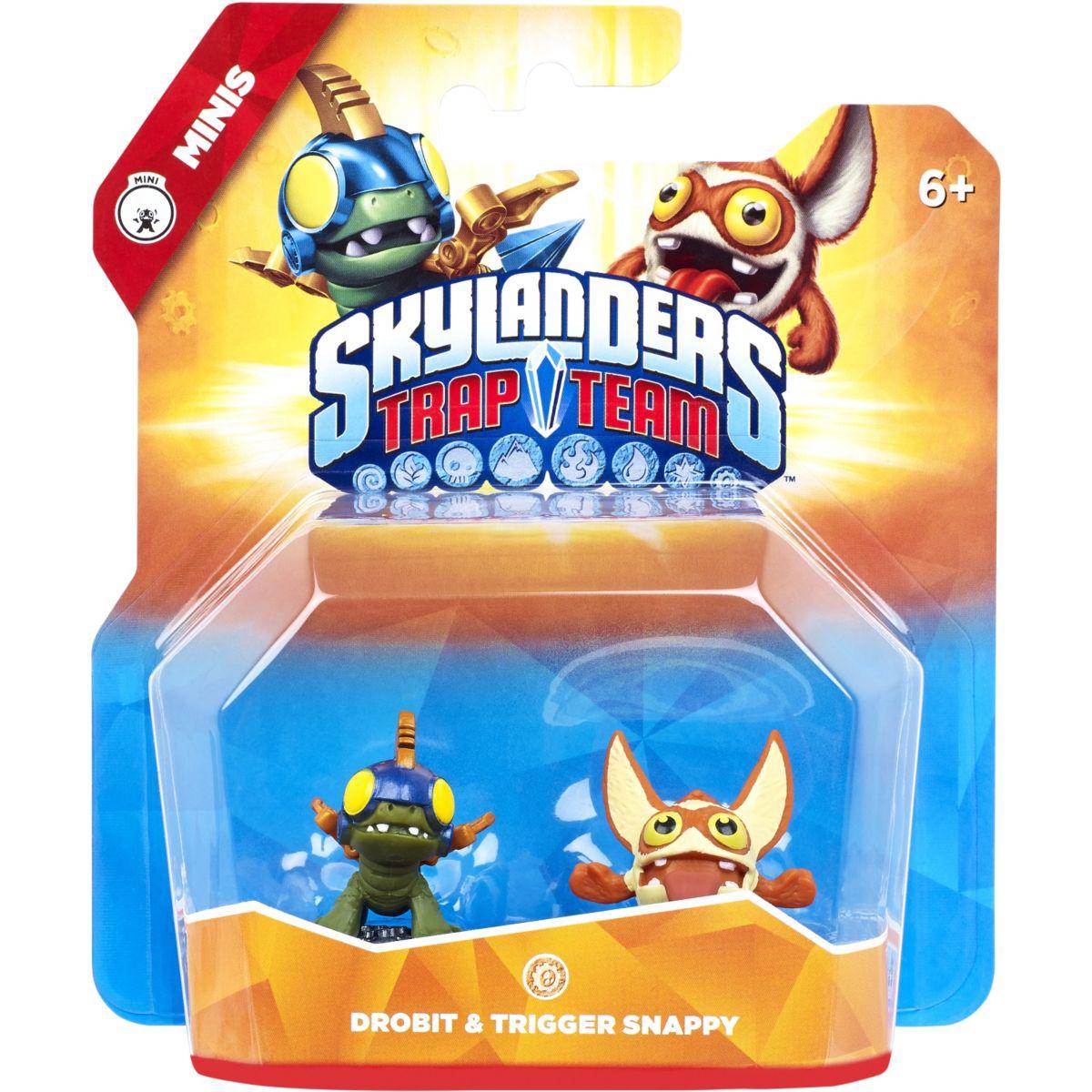 Activision skylanders trap team double pack minis - Tous les skylanders ...