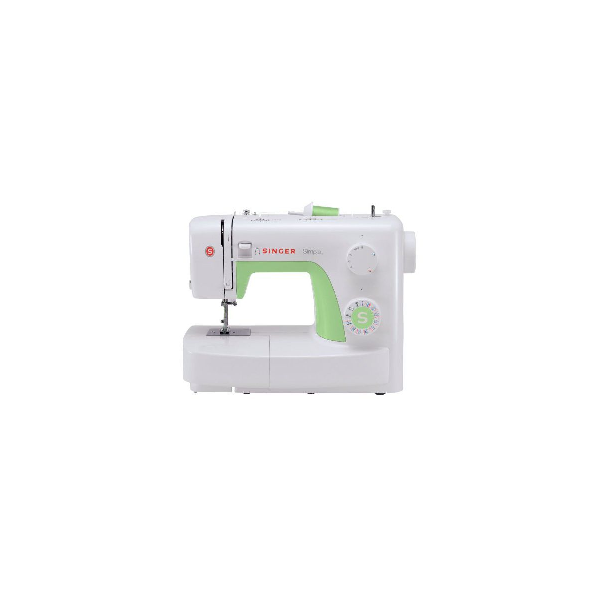 Singer simple 3229 machine coudre comparer avec for Machine a coudre techwood